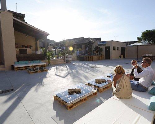La Terraza Wine, abierta los sábados desde junio hasta septiembre.