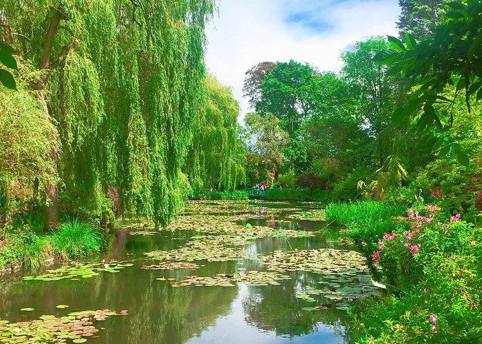 클로드 모네의 집과 정원