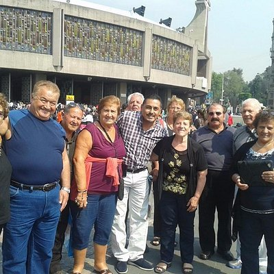 Mexico City one Day Tour with a Nice Group Interested in The History and Culture