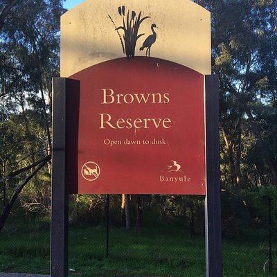 Brown's Reserve