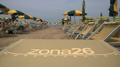 Bagni Zona 26