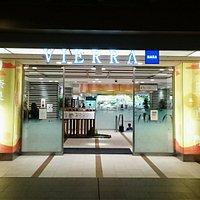 VIERA奈良 2階入口