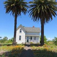 The old Stone Farm house