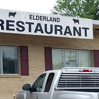 Elderland Restaurant, Bloomfield, MO.  Great place to eat in a small town etting.