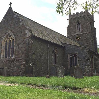 All Saints Church West Ashby