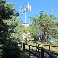 Wieża widokowa w Jurcie