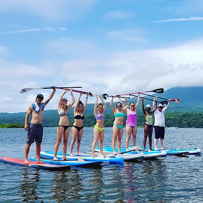 Livit Water's fun SUP tours