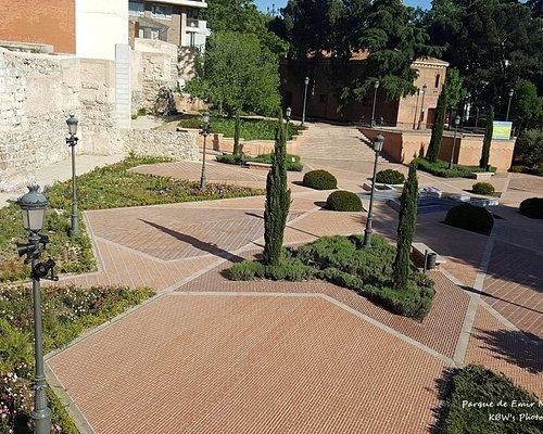 Parque de Emir Mohamed I