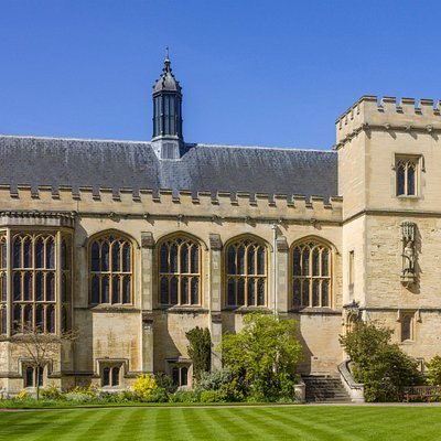 Main Hall, Pembroke College, Oxford (2014)