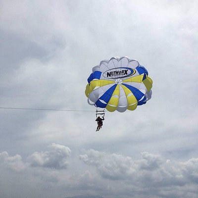 Parasailing- Fly High!