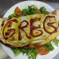 La spécialité de Greg le GREG BURGER c'est excellent