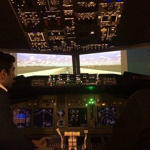 Boeing 737 Ucus Simulasyon Merkezi