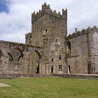 12th century Tintern Abbey, Saltmills, Co. Wexford