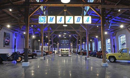 Das Automobil Museum in Augsburg