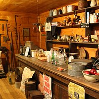 Late 1800s Country Store