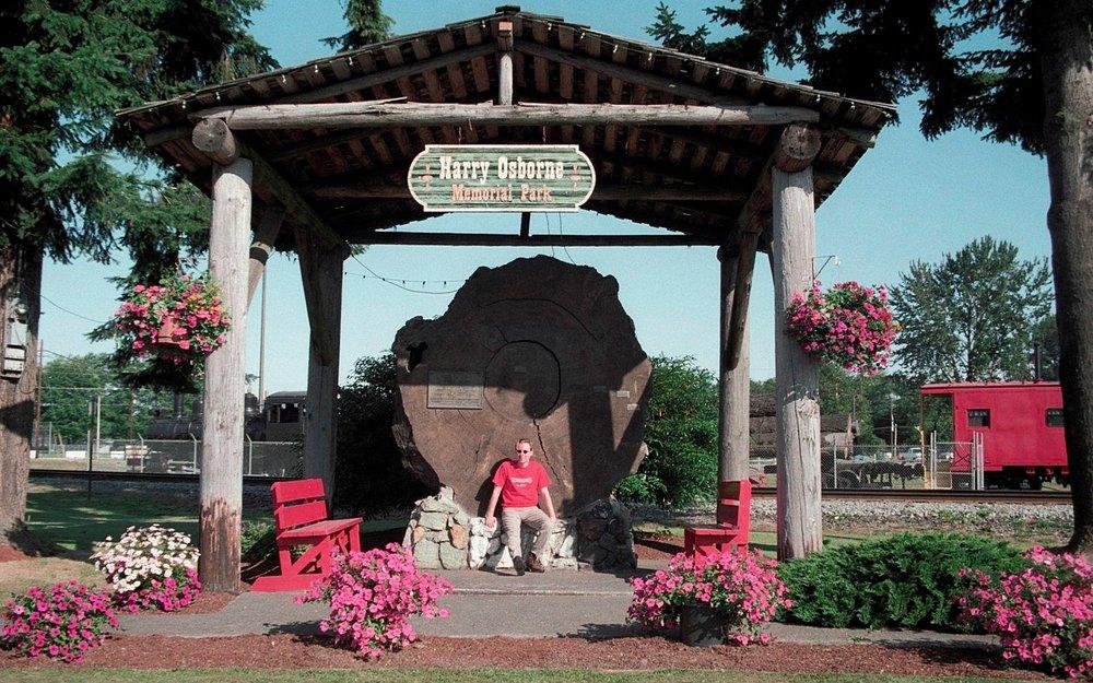 USA Sedro Wolley Harry Osborn Memorial Park