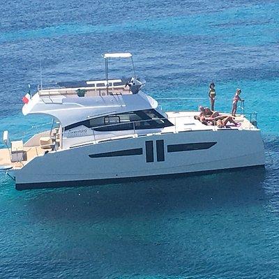 "New Catamaran ""Sandalia """