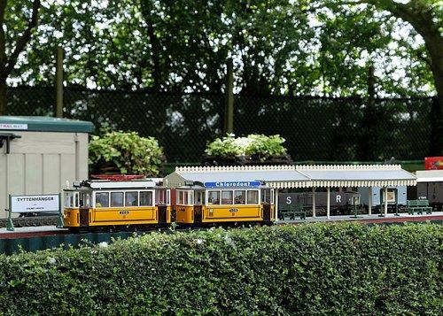North London Society of Model Engineers - Model Railway