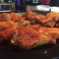 Dry Rub Wings