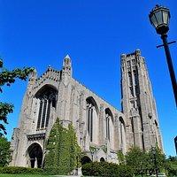 Rockefeller Memorial Chapel - University of Chicago - Hyde Park, Illinois