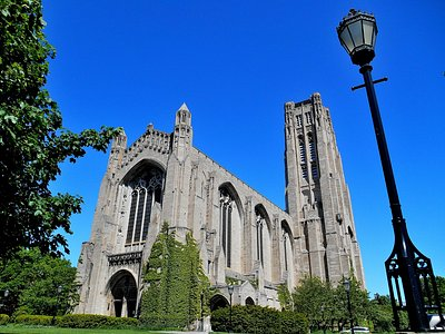 Rockefeller Memorial Chapel - University of Chicago - Hyde Park, Illinois