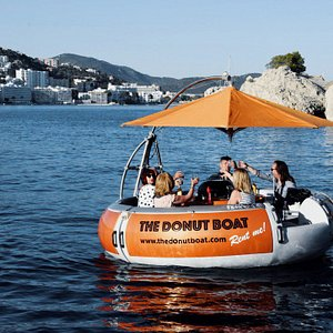 Our Donut on Tour!