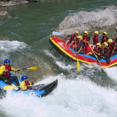 Rafting & cano-raft Verdon