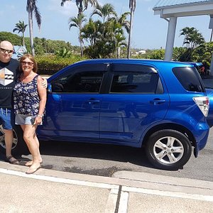 They were so happy they booked with iland car rentals. This can be you as well.