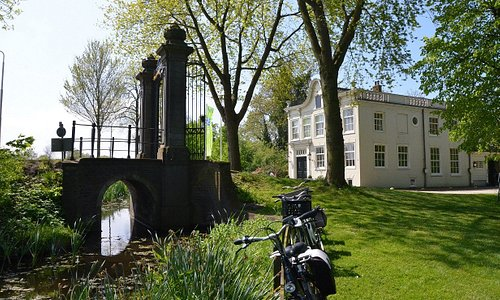 You won't regret cycling to Wester-Amstel! It's a beautiful route through the Amsterdam countrys