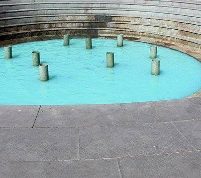 Fontana.. di giorno