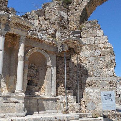 Vespasianus monument