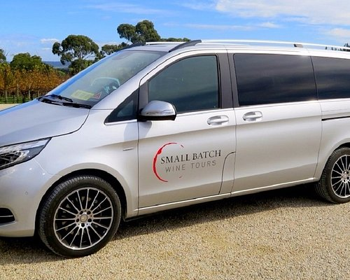 Small Batch Wine Tours Mercedes V250 - top of the line luxury!
