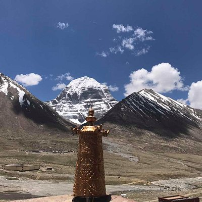 Our recent cycling cum trekking program clicked to highlight the thriller Tibet Tour
