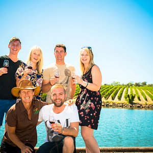 Best Day out in years! Winery & Brewery Tours