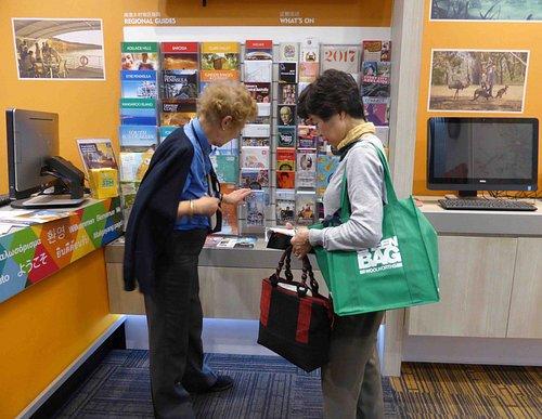 Adelaide Visitor Information Centre3