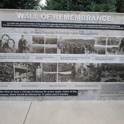 Wall of Rememberance
