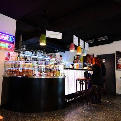 Stüssihof Bar & Kinokasse