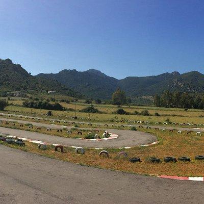 la pista - the track