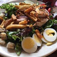 Delicious chicken salad!