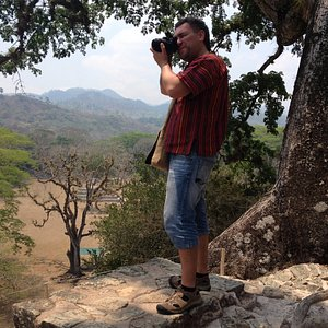 Trip : Gvatemala - Honduras- Mexico and Mexico-city