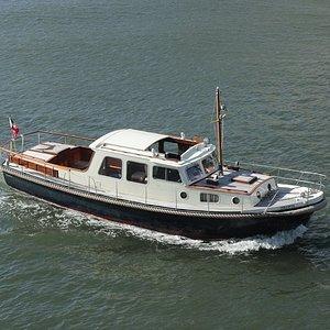 "The boat ""Arraes"""