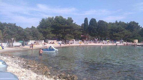 Matlovac beach