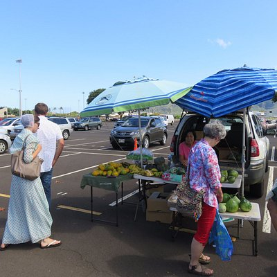A glimpse of the Sunshine Market