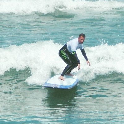 Me surfing!!!