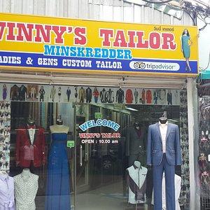 Vinny tailor