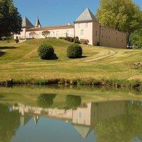 Parc Château Les Dames de La Renardière
