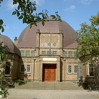 Prachtige Synagoge