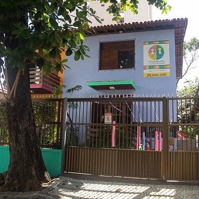 Malubambu é a melhor casa de brincadeira de Salvador!