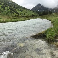 Die Gasteiner Alpenstrasse