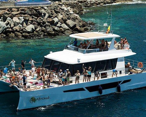 Afrikat 69 Boat Trip Gran Canaria